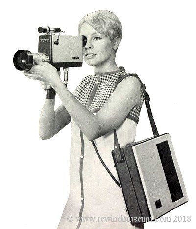 Image result for video cameras 1970s