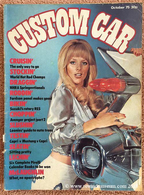 Museum Old Vintage Car Magazines Vintage Magazines Old Video