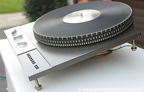 Museum of vintage Hi Fi turntables and pick up arms  Early