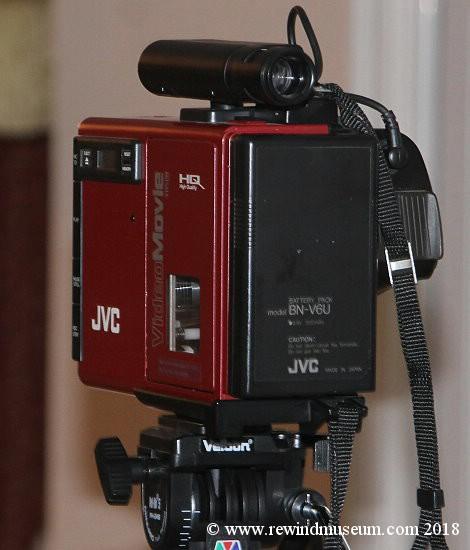 Rewind Museum  A Museum Of Vintage Camcorders  Betamovie