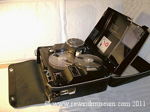 JVC colour reel to reel video