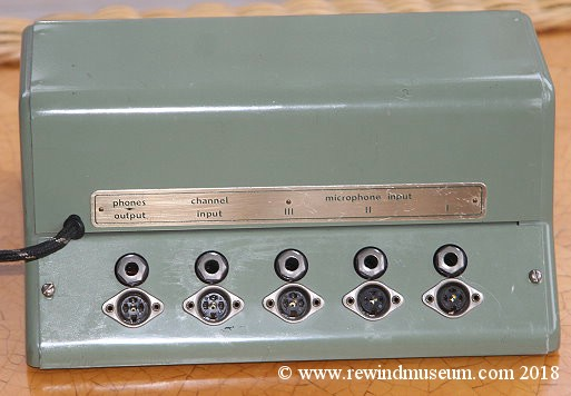 Grundig Audio Mixer.