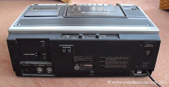 Panasonic NV-8610b VCR
