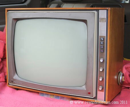 Philips TX381A TV