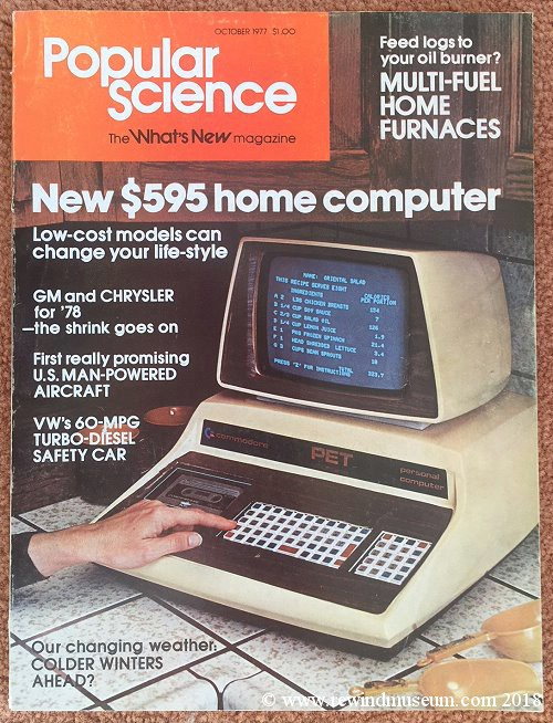 Popular Science Computers issue