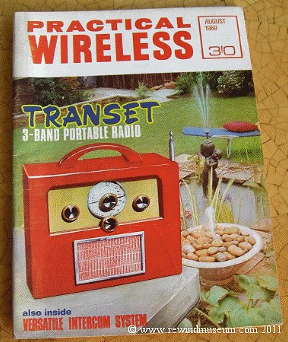 Practical wireless Aug 69.