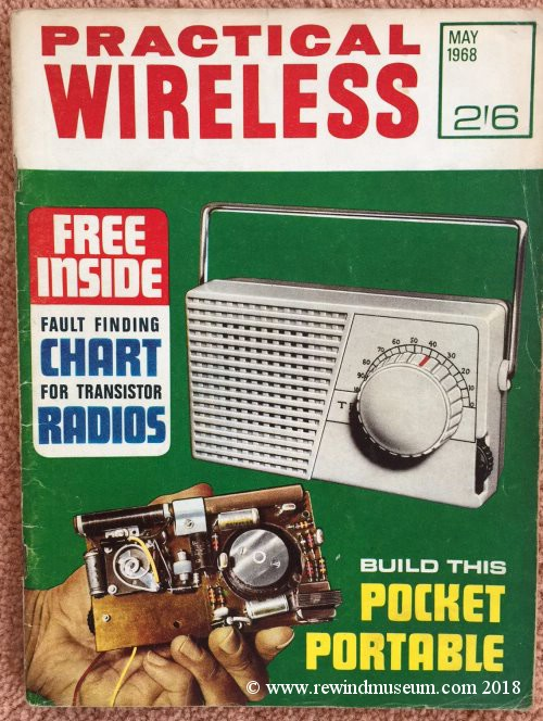 Practical Wireless May 1968