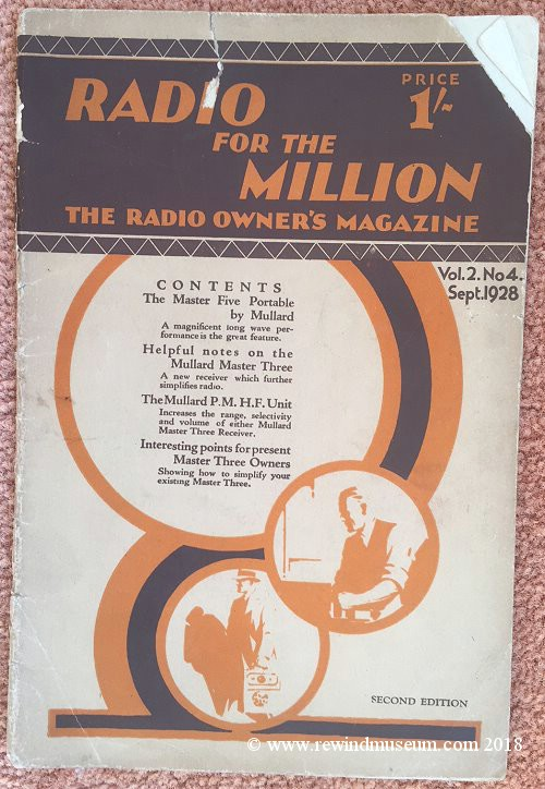 Radio For The Million.