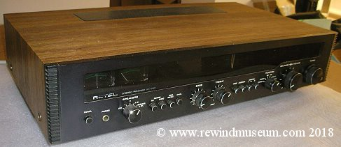 Rotel RX-602 Receiver.