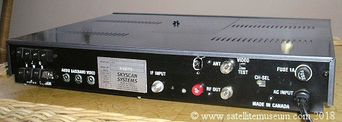 Skyscan Systems K1A receiver