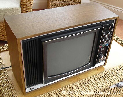Sony KV-1320UB Trinitron colour TV