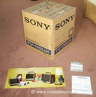 Sony TV110UK