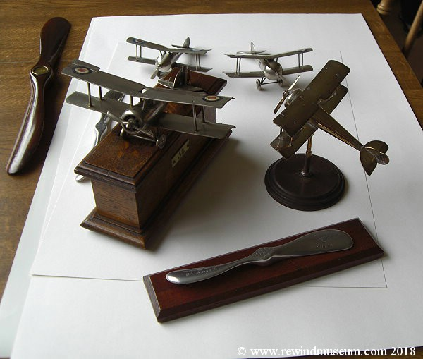 The Charles Swift Model Aircraft.