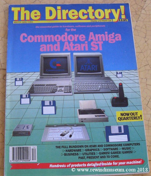 The Directory. Winter 1990/91