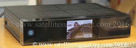 Vu plus satellite receivers