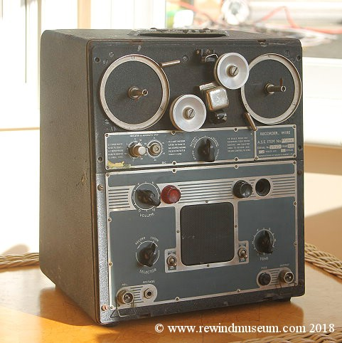 Boosey and Hawkes Wire Recorder