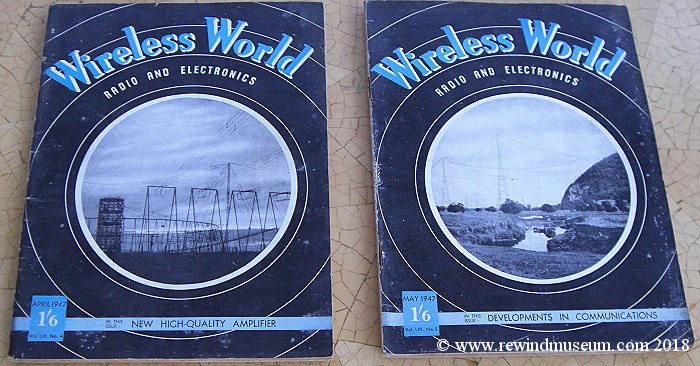 Wireless World April and May 1947