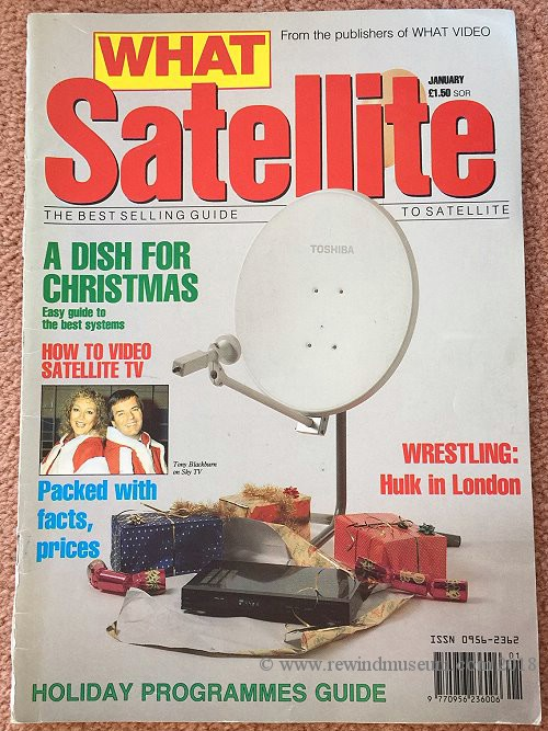 What Satellite January 1990