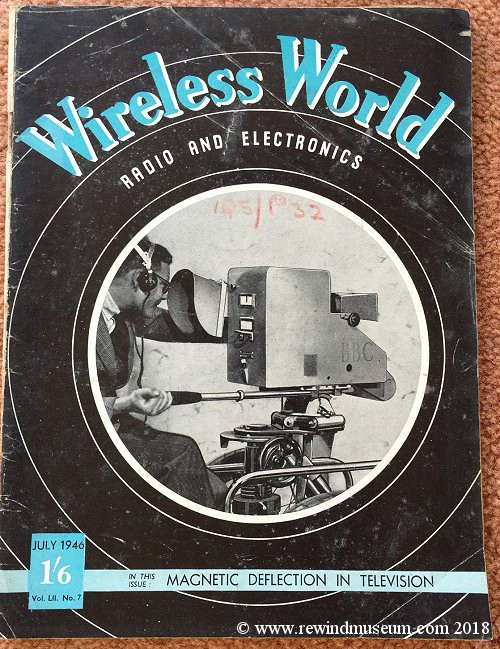 Wireless World. July. 1946