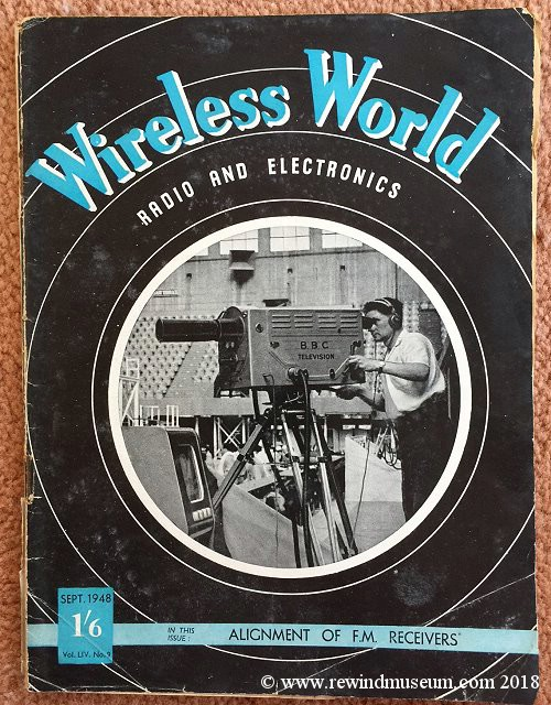 Wireless World. September 1948